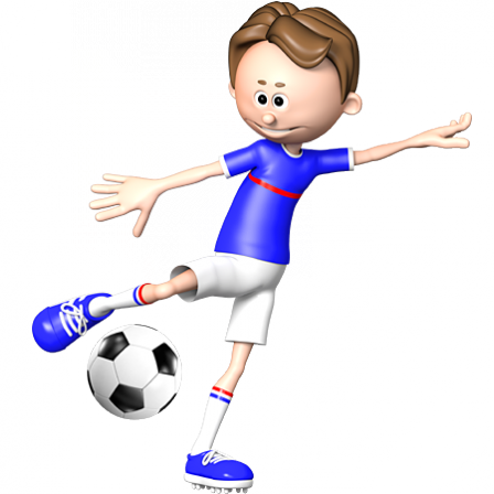 Stickers Footballeur France 7