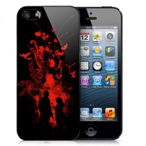 Coque iPhone 5 War