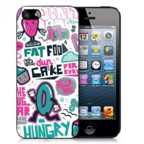 Coque iPhone 5 Hungry
