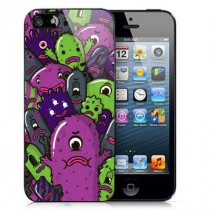 Coque iPhone 5 Monster show