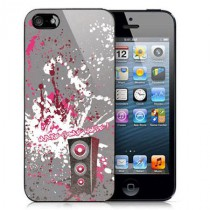 Coque iPhone 5 Make some noise !