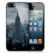 Coque iPhone 5 New York, Empire State Building