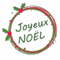Stickers NOEL Couronne