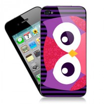 Stickers iPhone Hibou