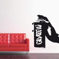 stickers bombe graffiti stickers malin. Black Bedroom Furniture Sets. Home Design Ideas