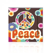 Stickers INTERRUPTEUR Peace