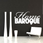 Stickers Baroque home
