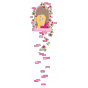 Stickers TOISE Princesse