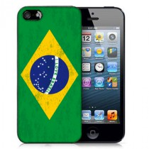 Coque iphone 5 Brésil I LOVE BRAZIL