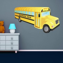 Stickers BUS Scolaire
