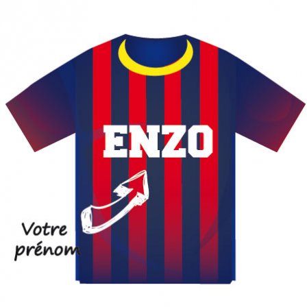 Stickers Maillot Barcelone
