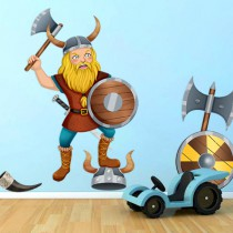 Stickers Objets Viking