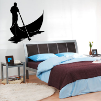 stickers gondole stickers malin. Black Bedroom Furniture Sets. Home Design Ideas