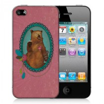 Coque iphone Animal Design Mme Ours