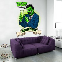 Stickers Zombeer