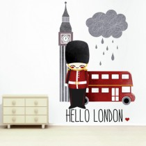Stickers Hello London