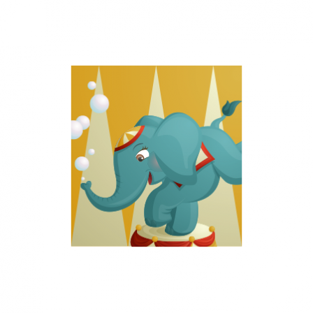 Stickers INTERRUPTEUR Elephant