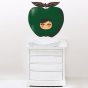 Stickers Adorables Fruits - la pomme