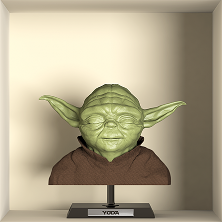 Stickers apparence Yoda
