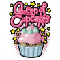 Stickers Queen of Cupcakes