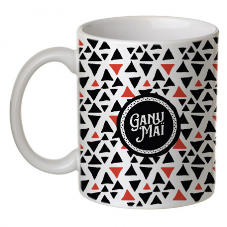 Mug Design Triangles