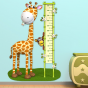Stickers Toise girafe 1