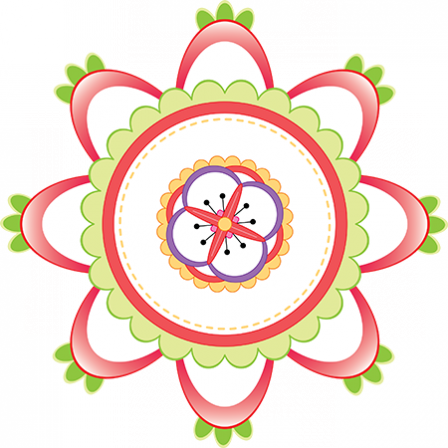 Stickers Mandala 2