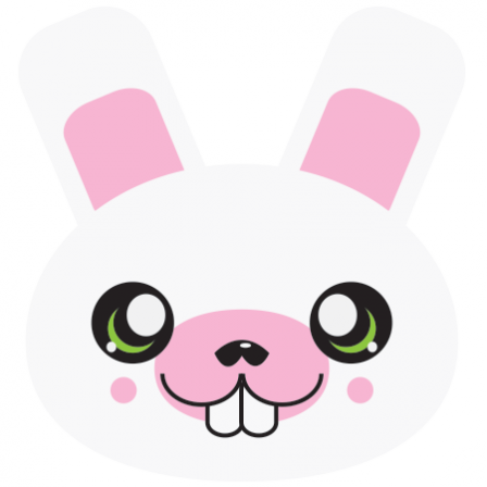Stickers Ti Lapin