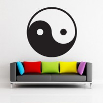 Stickers YinYang