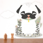 stickers Animignons - chien