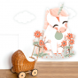 stickers Animignons - licorne