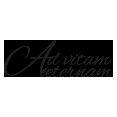 stickers ad vitam aeternam stickers malin