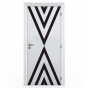 Sticker Porte Scandinave