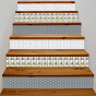 Stickers Escalier -  Cubes