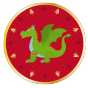 Badge Chevalier Dragon 2