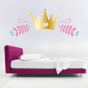 Stickers Couronne de Princesse