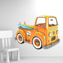 Stickers minicar voiture 6