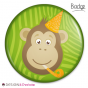 Badge Singe Party