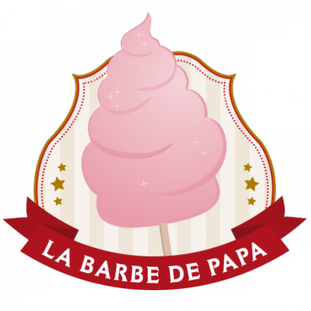 Stickers Bonbon Barbapapa