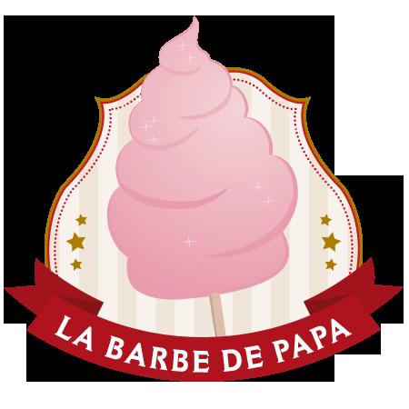 Stickers bonbon barbapapa stickers malin - Barbe a papa personnage ...