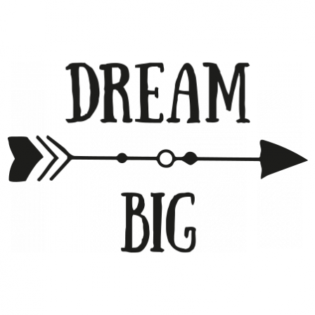 Stickers Dream Big