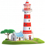 Stickers Phare 1