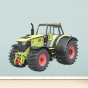 Stickers chantier tracteur 4