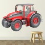 Stickers chantier tracteur 5