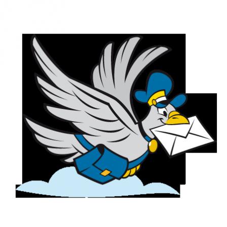 Stickers pigeon voyageur stickers malin - Voyageur dessin ...