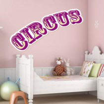 Stickers circus