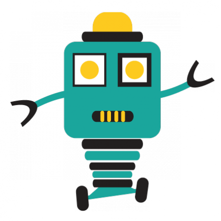Stickers robot 2