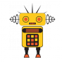 Stickers robot 5