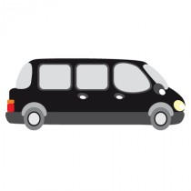 Stickers limousine