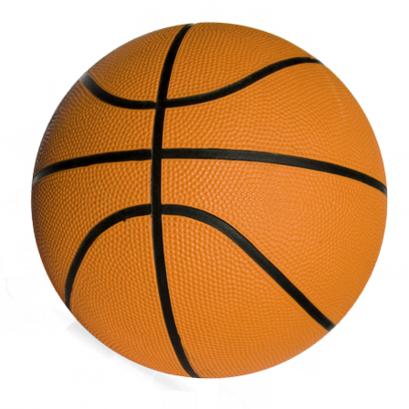 7ac8d8070e768 Stickers ballon de basket - Stickers Malin
